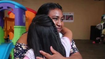 Madres deportadas y migrando a Estados Unidos