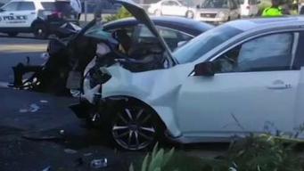 Identifican niña que falleció en accidente de tránsito en Lawrence
