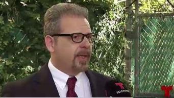 Marazzi pide que se revoque orden de protección en su contra