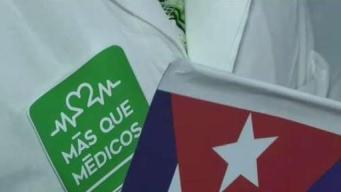 Médicos cubanos en Brasil enfrentan un panorama difícil