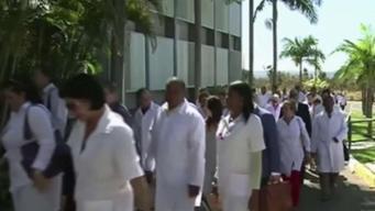 Médicos piden restablecimiento del programa Parole