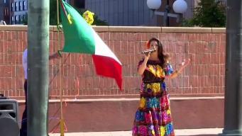 Mexicanos celebraron independencia en Boston