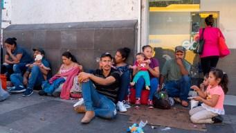 Preocupa salud de migrantes ante bajas temperaturas