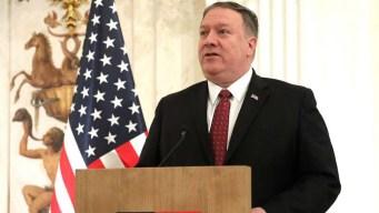 EEUU retira a todo su personal diplomático de Venezuela