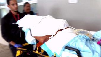 Nace bebé de mujer atacada con machete
