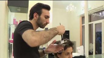 Mundial inspira peinados en peluquerías Rusas
