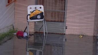 Tormenta deja 6 casas inhabitables en Néstor