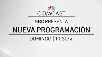 NBC presenta su nueva programación