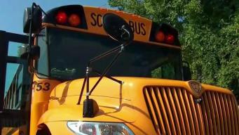 NJ busca incrementar seguridad en buses escolares