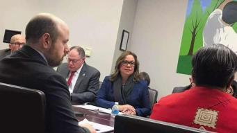 Navarro reelecta presidenta del concejo de Montgomery