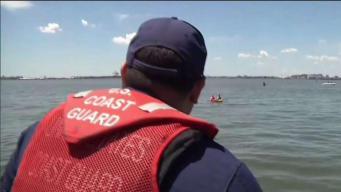 Guardia Costera suspende búsqueda de pescadores en RI
