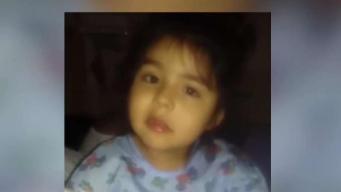 Niña de 4 años lucha contra tumor cerebral