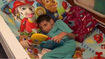 Niño de 11 años sufre varias condiciones y necesita ayuda
