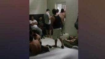 Nueva fuga de cubanos en centro de detención en Tapachula
