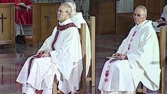 Obispo boricua habla tras su ordenación en Hartford