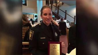 Oficial apuñalada de Hartford en recuperación