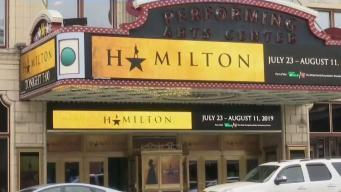 Ofrecen lotería para boletos de Hamilton en Providence