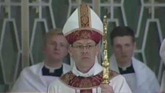 Ordenan nuevo obispo puertorriqueño en Hartford