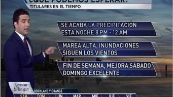 El pronóstico del tiempo