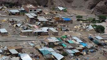 Lluvias dejan decenas de muertos en Perú