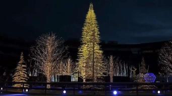 Nationals Park se transforma para Navidad