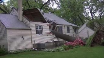 Parques de Connecticut cerrados por daños de la tormenta