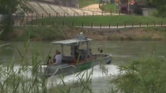 Niño de 3 años es arrastrado por corriente del Río Grande