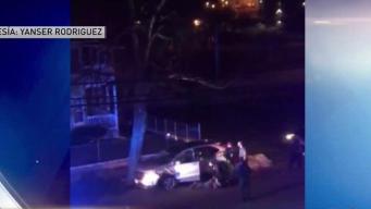 Policías heridos tras persecución de hispano en Lawrence