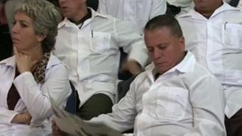 Piden reanudar programa de refugio para médicos cubanos
