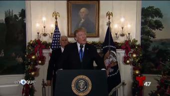 Polémica por decisión de Trump sobre Jerusalén