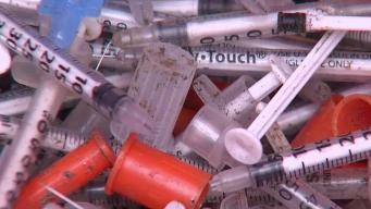 Polémico plan para depositar jeringuillas usadas en parques de El Bronx