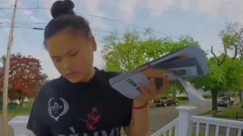 Buscan sospechosa de robo de correo en Quincy