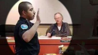 Policía dice que alcalde exigió se cambiara el nombre