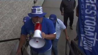 Preparan marcha de TPS desde Boston