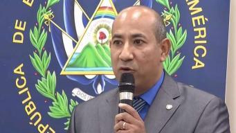 Presentan al nuevo cónsul de El Salvador en Maryland