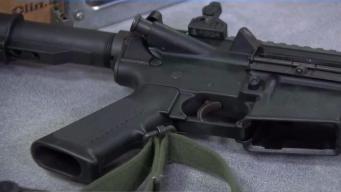 Presentan propuesta de control de armas en Rhode Island