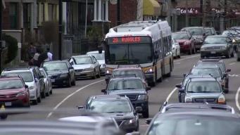 Problemas que enfrentan los autobuses en Boston