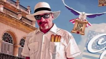 Prófugo millonario lanza candidatura a la presidencia desde Cuba