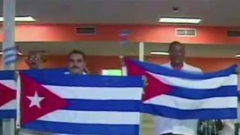 Programa de refugio para médicos cubanos