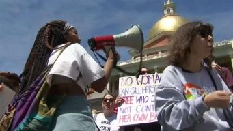 Protestan contra penalizaciones al aborto