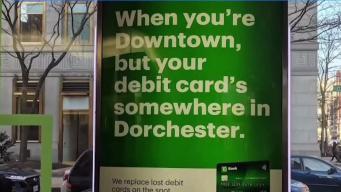 Publicidad de TD Bank genera controversia en Dorchester