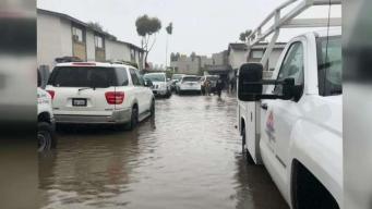 Residentes de Néstor preocupados por lluvias