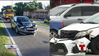 Taller mecánico cobró a seguros y aún no arregla los autos