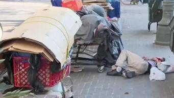 Reubican familias sin hogar de Nueva York a R.I.