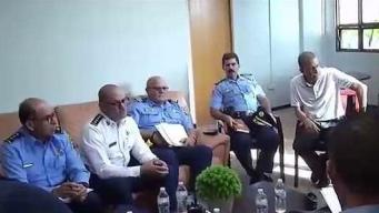 Alcalde insiste en la activación de la Guardia Nacional