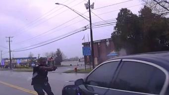 Revelan video de oficial disparando a joven boricua