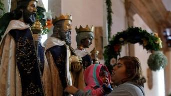Santuario de Reyes Magos para quienes buscan milagros