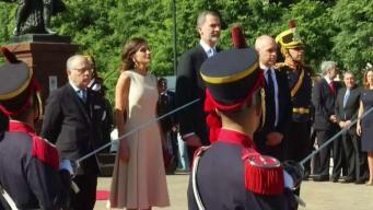 Reyes de España visitarán Cuba en noviembre