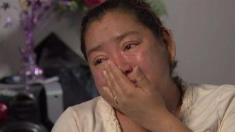 Salvadoreña indocumentada espera un trasplante de riñón