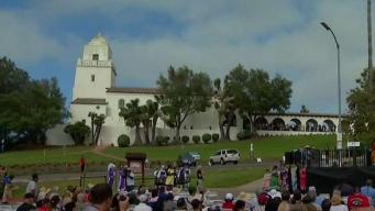 San Diego cumple 250 años